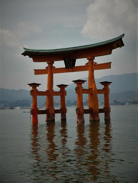 The Great Torii @ Miyajima