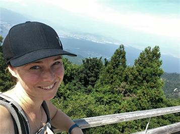 TOP of Mt. Misen!