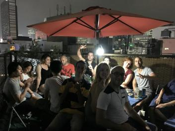 RoofTop Party @ AirBnB