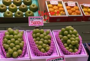 quite expensive grapes (roughly 50 CHF!)