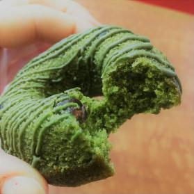 Matcha Donut - Delicious - @Richard: The picture is actually only for you :)