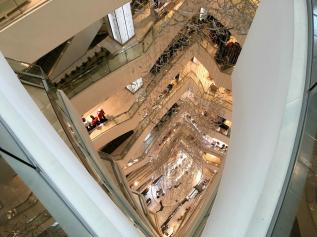 Crazy shopping malls