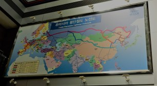 South Korea is ready to connect Europe by train