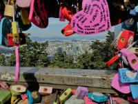 Seoul from Seoul Tower