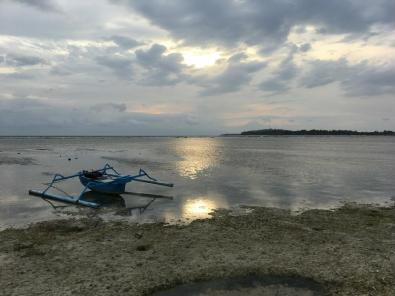 Gili Air @ Sunset