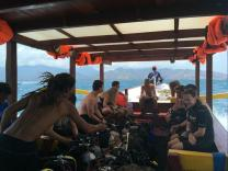 On teh way to dive