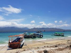 Beach Gili Air