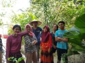 Staff from Botanical Garden Villa @ Gili Air