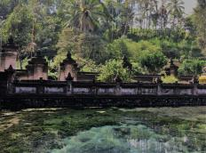 Water blessing Temple
