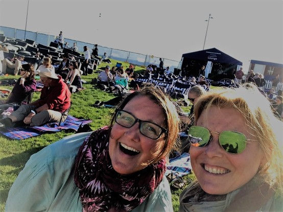Open Air Cinema with Sonja