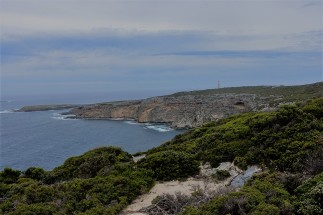 On the way to Cape du Couedic