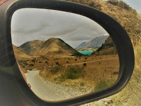 on the way to arthurs pass